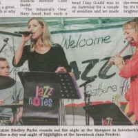 Jazz Notes in the newspaper!