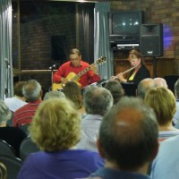 The Ann Craig Duo – a hit at the Grampians Jazz Festival
