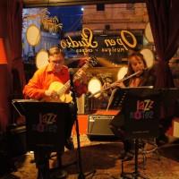Jazz Notes debuts at Open Studio