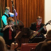 Ann Craig Trio at Castlemaine