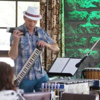 Flute, Vibes and Two Gits at the Grampians Jazz Festival 2016