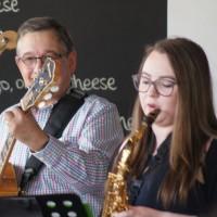 No flute at Eira Cafe