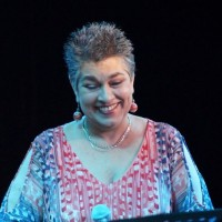 Pippa Wilson with Jazz Notes at the Australian Jazz Convention 2018